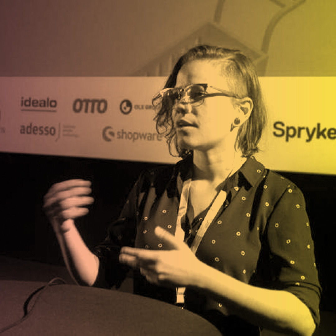 Krystal Campioni - Speaker at Laracon EU 2018