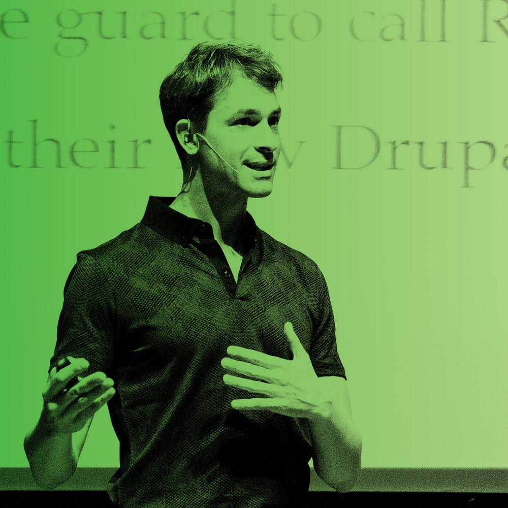 Robert Douglass - Speaker at Laracon EU 2018